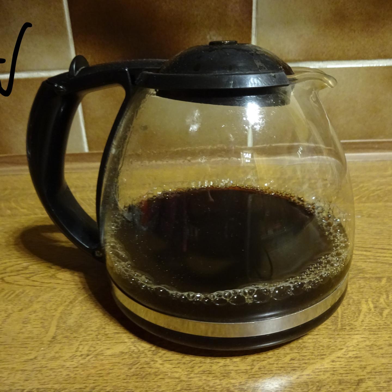 Anekdote: Die Kaffeekanne