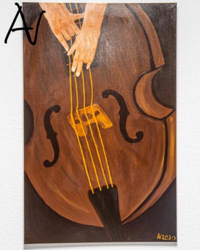 Intention/ Sujet Instrumente und Musik